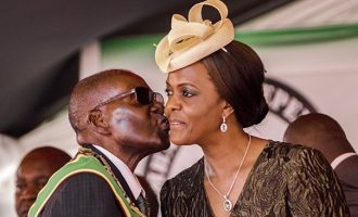 'I just grabbed and kissed her' — Mugabe opens up on love affair with Grace