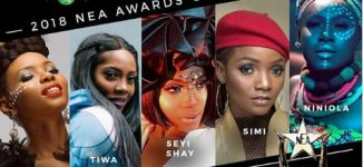 FULL LIST: Simi, Tiwa Savage, Niniola nominated for Nigerian Entertainment Awards