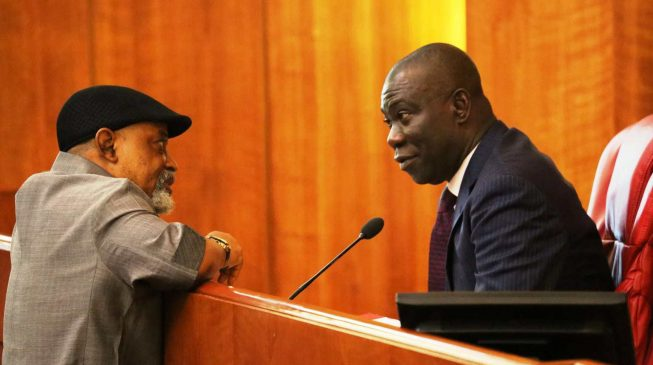 Ekweremadu: I donated N5m to APC after Ngige asked for help in 2014