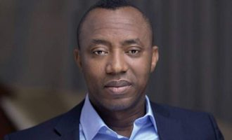 Sowore to workers: Expect N100,000 minimum wage when I become president