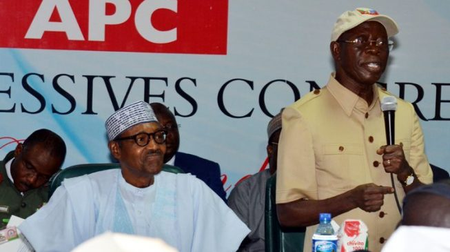 Oshiomhole: APC is the world's largest party… we have 15.6m members