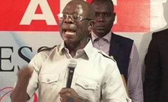 TRENDING VIDEO: 'Pain of rigging' — Oshiomhole's gaffe on Osun rerun