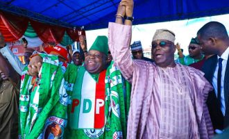 Don't allow APC steal your votes, Atiku tells Osun residents