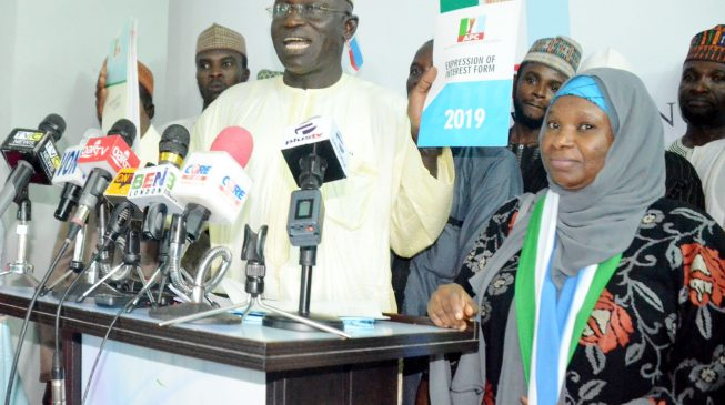 Ex-IGP Abba picks APC senatorial form