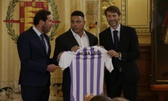 Ronaldo becomes majority owner of Real Valladolid