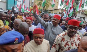 Saraki: We must replace Buhari with a man who has capacity