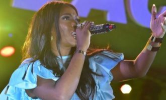 Tiwa Savage shuts down song theft talk, says 'I knew Ciara was sampling my record'