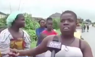Omokri renders assistance to flood victim with 'poetic pidgin' English