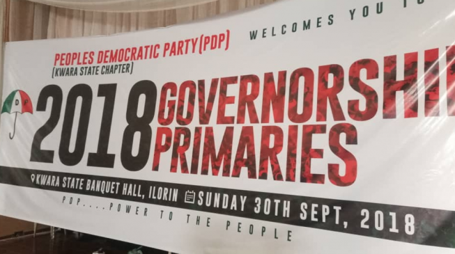 VIDEO: How violence erupted at Kwara PDP primary