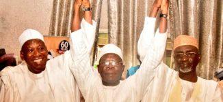 Shekarau meets Oshiomhole, Ganduje, confirms exit from PDP