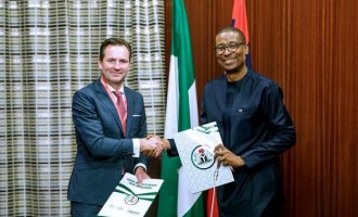 Volkswagen signs MoU to make Nigeria automotive hub in West Africa