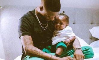 Wizkid to name new album after third son, Zion