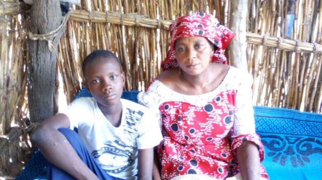 'Robbers' break into residence of Leah Sharibu's parents