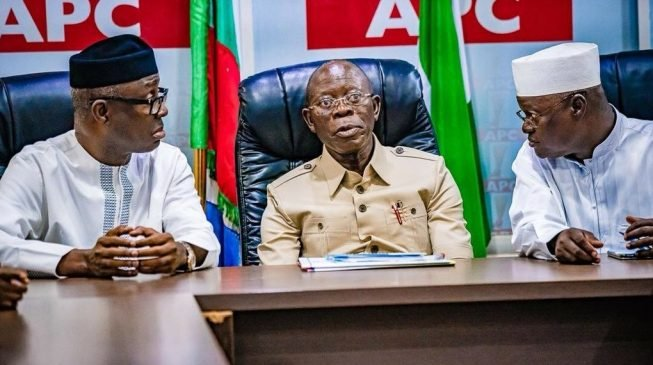 FULL LIST: Mala Buni, Dapo Abiodun… APC approves guber candidates for 24 states