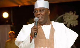 'Buhari behaving like Father Christmas' — Atiku slams $500,000 aid to Guinea Bissau