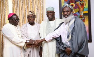 Kukah: How I convinced Obasanjo to end the feud with Atiku