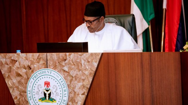Buhari replaces nominee for chairman of NDIC board