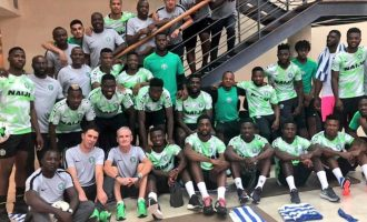 Player ratings: How Super Eagles fared against Mediterranean Knights