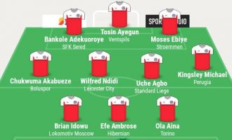 Ejide, Ambrose, Adekuoroye… TheCable's team of the week