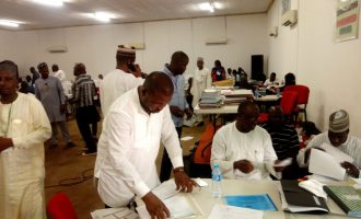 Source: Desperate politicians plotting to replace names on INEC's list