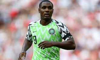 Ighalo's hat-trick helps Nigeria secure emphatic win over Libya