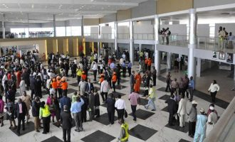 Flights resume as aviation unions call off strike at Lagos airport