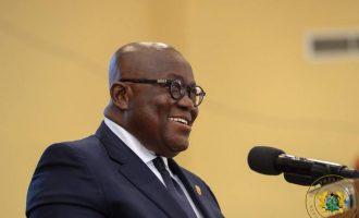 Ghana does not borrow to burden itself, says Akufo-Addo