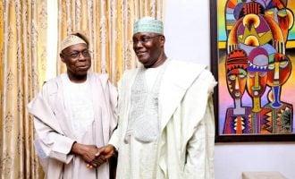 Atiku, Obasanjo and Buhari