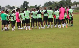 Nigeria vs Libya: Eagles 'condemned' to win for spot in 2019 AFCON