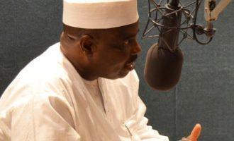 Tambuwal: Nigeria being run through proxies… Buhari not in charge