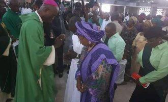 Don't appoint people powerful than you, Catholic bishop advises Fayemi