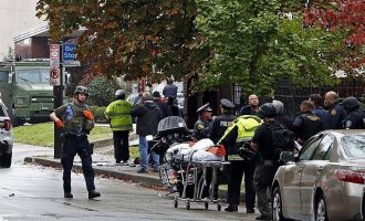 UPDATED: Death toll in US synagogue shooting rises to 11