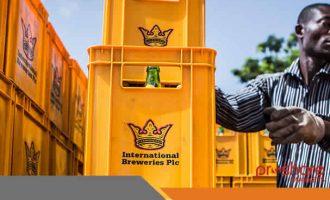 International Breweries: Gaining sales, losing profit