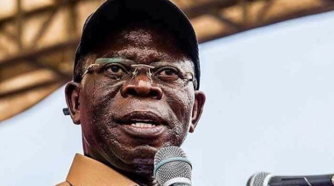 Image result for Where is Oshiomhole? Concerns mount over fate of APC chairman