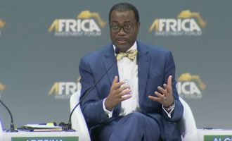 Akin Adesina: Women are bankable…98% repay their loans