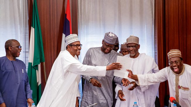 Buhari's certificate and the long knives