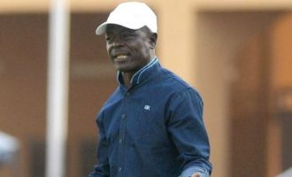Bala Nikyu is new coach of Nasarawa United
