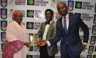 Leadway Pensure bags two awards for excellent service delivery and international standard compliance