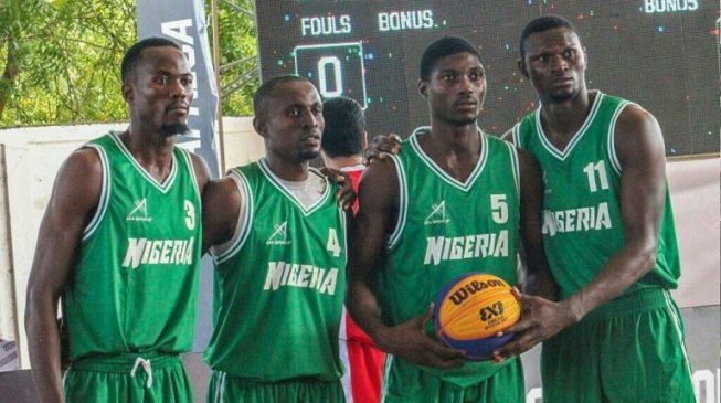 D'Tigers, D'Tigress arrive Lomé for FIBA 3×3 Africa Cup