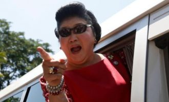 Philippines court orders arrest of 89-year-old former first lady