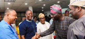 'Appoint one of us if you win' — Jide Kosoko tells Sanwo-Olu