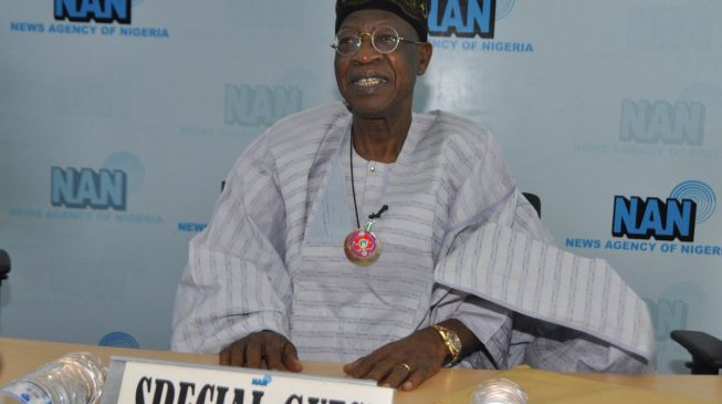 Lai: FG has saved N17bn from foreign trips, sitting allowances