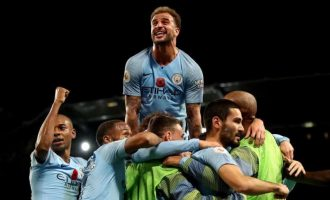 Euro Roundup: City outclass United in Manchester derby as Betis stun Barca