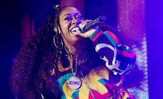 Missy Elliot is first female rapper nominated for Songwriters Hall of Fame