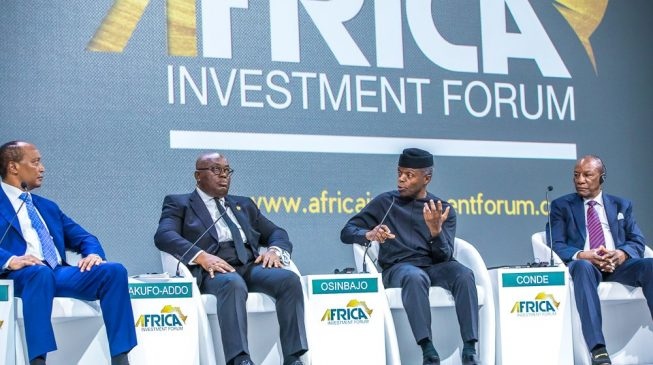 Osinbajo: Nigerian banks have to reform to survive what is coming