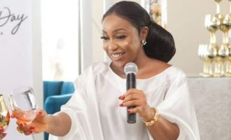 Rita Dominic: I almost got married but I'm happy it didn't work out