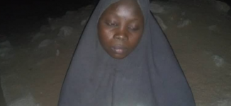 Female suicide bomber arrested in Maiduguri