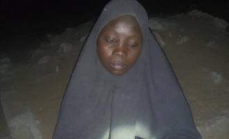 Female suicide bomber arrested in Maiduguri