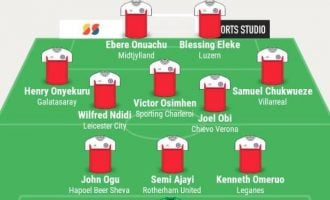 Joel Obi, Onyekuru, Akpeyi… TheCable's team of the week