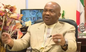 $12m contract: Uzodinma granted bail, to appear before presidential panel